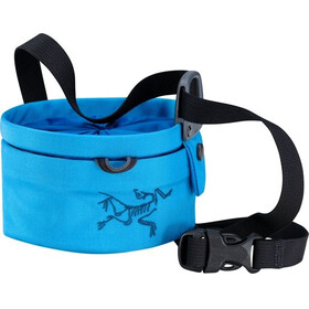 Arcteryx Aperture Chalk Bag L Vultee Blue